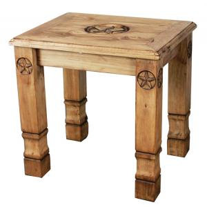 Julio Nine Star End Table