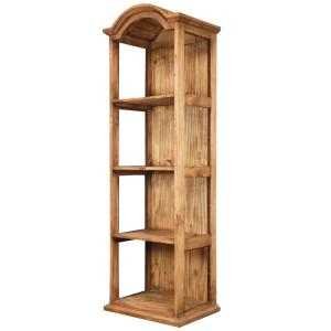 Narrow Bonnet Top Shelf