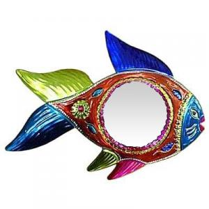 Tropical Fish Mirror