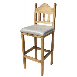 Tall Santana Bar Stool w/Cushion