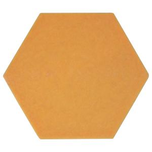 Mustard Hexagonal Tile