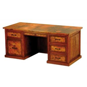 Executive 5-Drawer Desk
