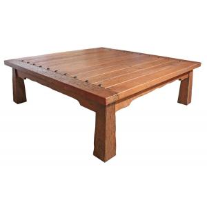 Square Hacienda Coffee Table