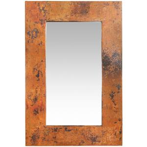 Classic Copper Mirror