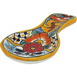 Talavera Spoon Rest