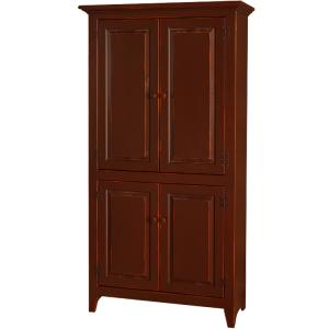 4-Door Country Cupboard