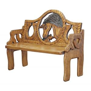 Horse and Colt Bench