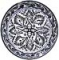 Talavera Serving Platter - Pattern 14
