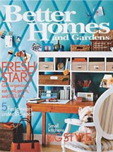 Better Homes and Gardens Magazine