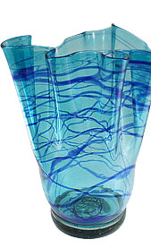 Hand-Blown Vases