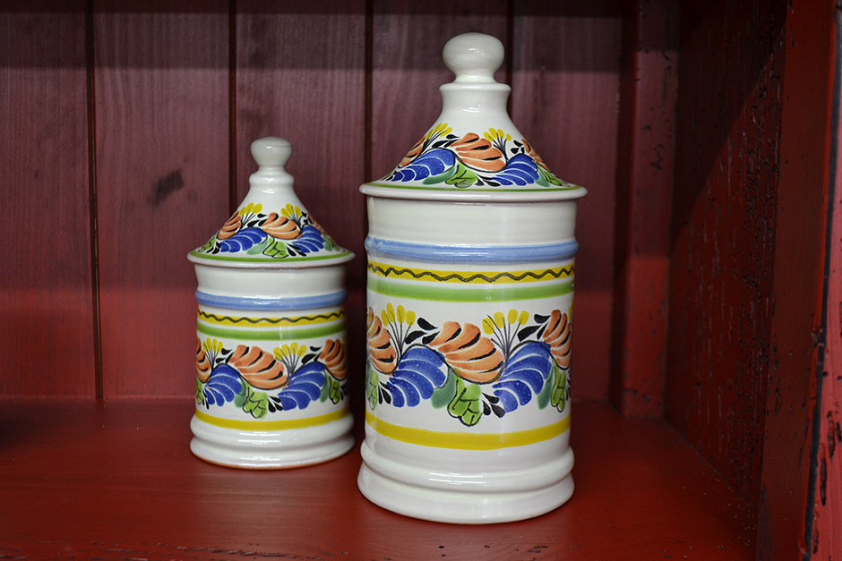 Gorky Gonzales Canisters