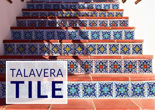 Talavera Tile