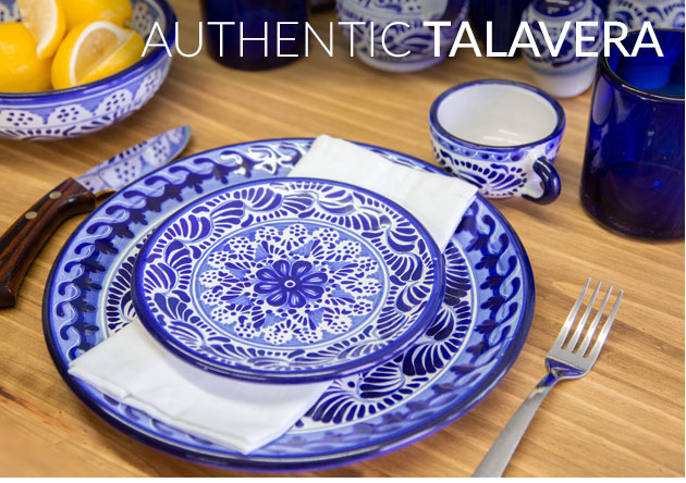 Authentic Talavera