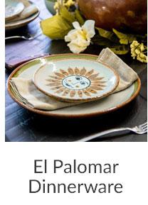 El Palomar Dinnerware