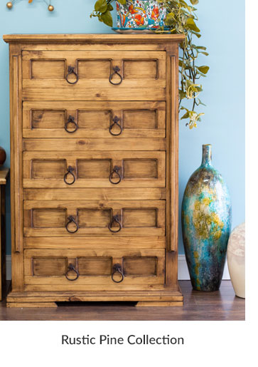 Rustic Pine Collection