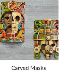 Carved Masks