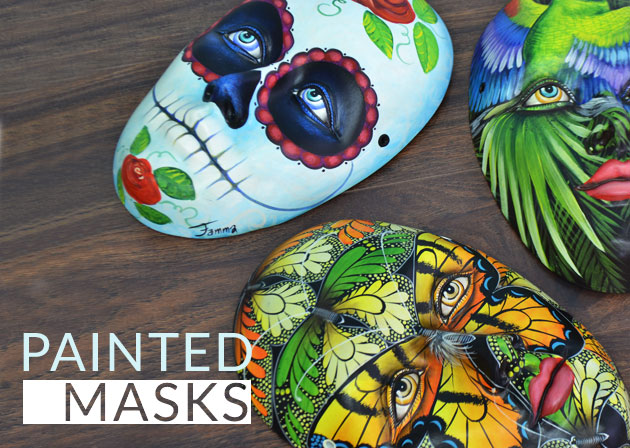 Painted Masks