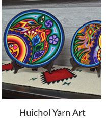 Huichol Yarn Art