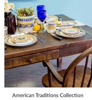 American Traditions Dining Tables