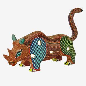 Oaxacan Carvings
