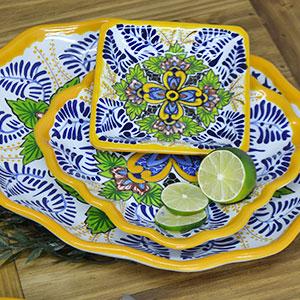 Talavera Serving Dishes