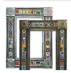 Talavera Tile Mirrors
