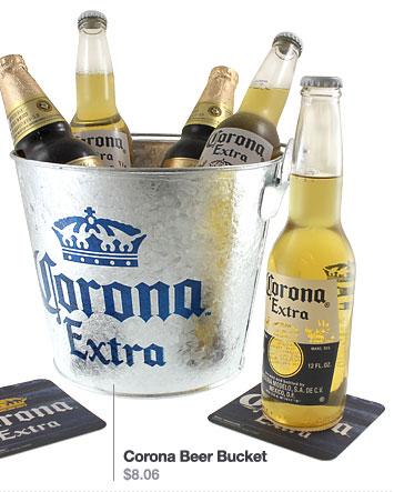 Corona Beer Bucket $8.06