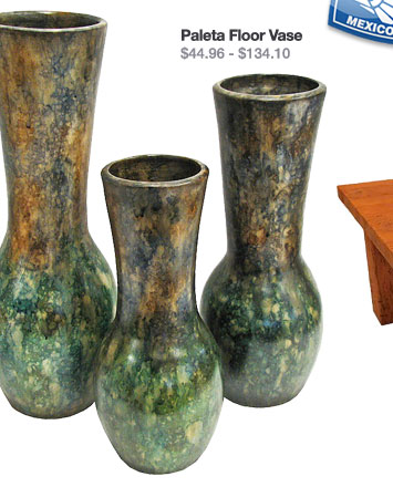 Paleta Floor Vase