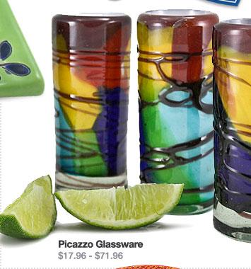 Picazzo Glassware