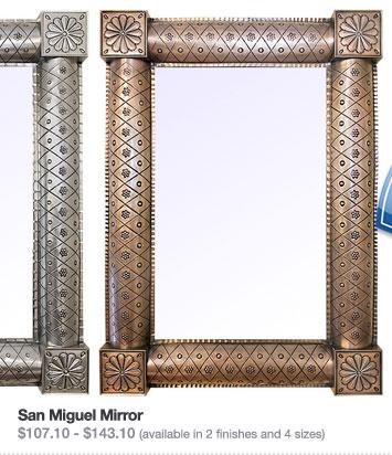 San Miguel Mirror