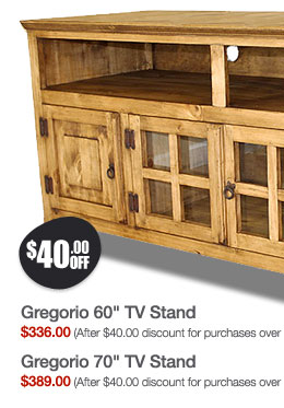 Gregorio 60 inch TV Stand