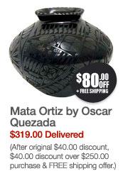 Mata Ortiz by Oscar Quezada