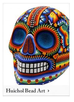 Huichol Bead Art