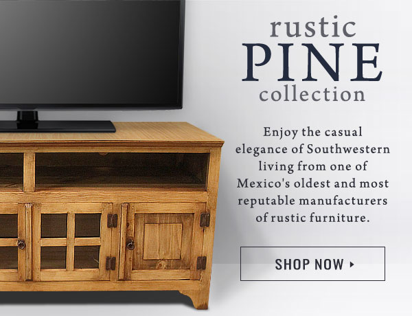 Rustic Pine Collection Furniture