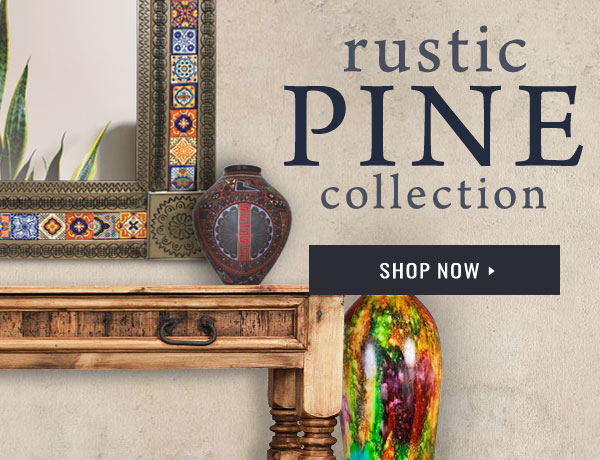 Rustic Pine Furniture Collection