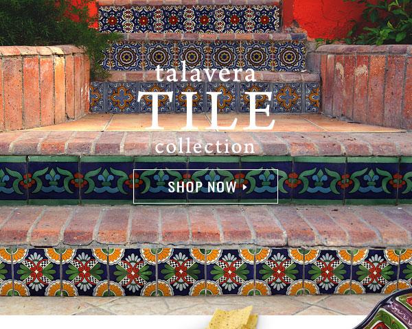 Talavera Tile Collection
