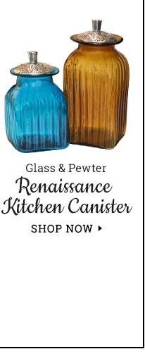 Renaissance Kitchen Canister