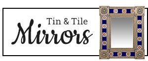 Tin & Tile Mirrors