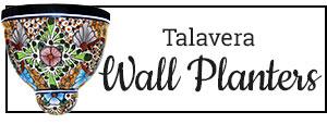 Talavera Wall Planters