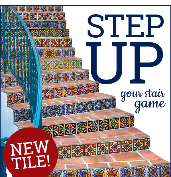 Step Up Your Tile Game