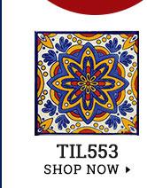 Talavera Tile - TIL553