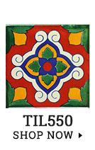 Talavera Tile - TIL550