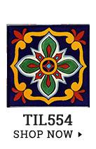 Talavera Tile - TIL554