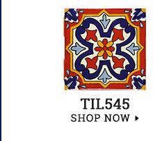 Talavera Tile - TIL545