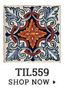 Talavera Tile - TIL559