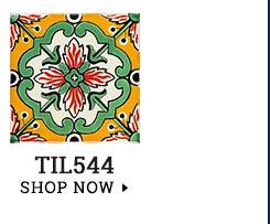 Talavera Tile - TIL544