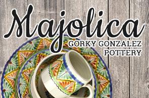 Gorky Gonzalez Majolica