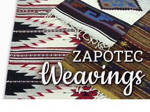 Zapotec Weavings