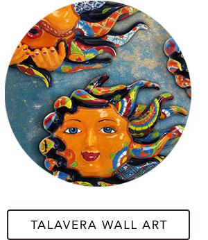 Talavera Wall Art