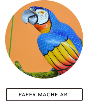 Paper Mache Art